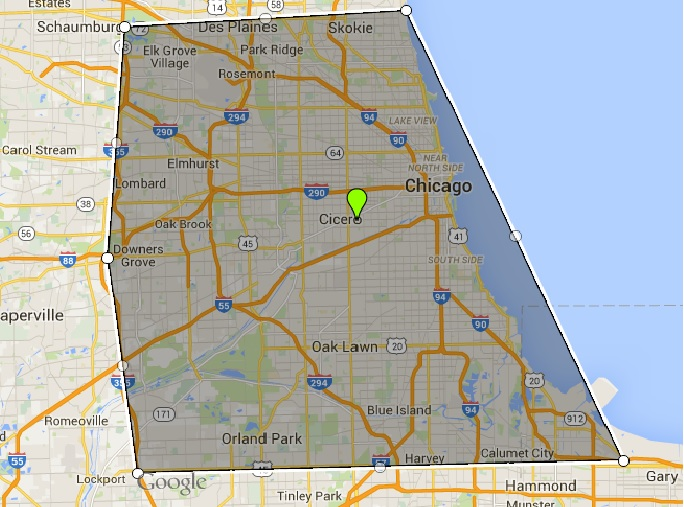 Chicagocarkeys-map